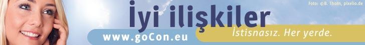 goCon.eu - 'Web Hizmet Sağlayıcın' Burada